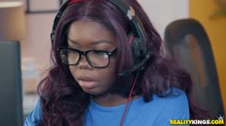 RealityKing - Kali Roses Gamer Girl Needs Dick