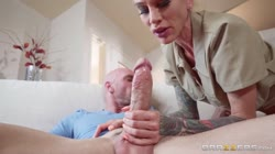 MilfsLikeItBig Sarah Jessie - Shipped and Stripped