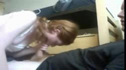 Redhead Dorm Suck