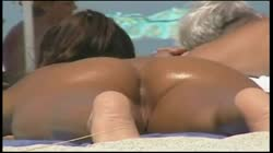 Nude Beach - More Great Pussies