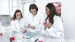Bffs Riley Grey Natalie Porkman And Aria Skye Sexual Chemistry
