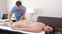 FantasyMassage Chanel Preston - Complementary Massage