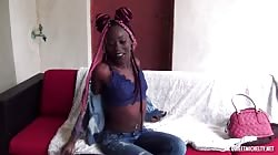 JacquieEtMichelTV Lyna 24 Years Old From Martinique
