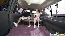 BangBus Layla Belle - Guessing Game Leads To Fucking