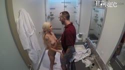Stepbro Blackmails Stepsis Over Secret Tattoo - Elsa_Jean